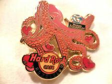 Hard Rock Cafe Honolulu Waikiki Aquarium Octopus '18 Pin