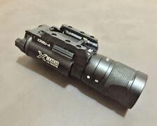 Night Evolution X300V Rail Mount LED Flashlight w/ Strobe Flash NE-01010 BLACK