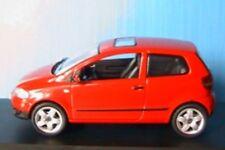 VW VOLKSWAGEN FOX 1.4 3 PORTES SCHUCO 1/43 RED DE 2005 ROSSO ROT ROUGE