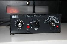 MFJ-1020C Shortwave Tunable Active Antenna HAM 73