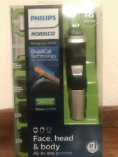 [NEW] Philips Norelco 5000 Multigroom Hair Trimmer with 18 Attachments