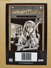 BERNIE WRIGHTSON ARTIFACT EDITION VARIANT COVER SEALED MINT IDW ARTIST BERNI