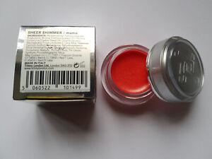 Trinny London - Sheer Shimmer Lip2cheek. Shade Mama 4g New In Box Cruelty Free