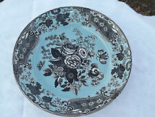 Spode Archive collection Blue Rose large round serving plate / bowl NEW With Tag