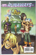 Runaways #1, Vol 3 2008, Marvel, 1st print , NM