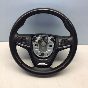 Holden Commodore VF leather Steering Wheel With Switches