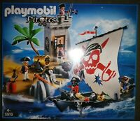 Jeux PLAYMOBIL PIRATES 5919 - NEUF EMBALLE D'ORIGINE SCELLÉ.....NOEL..