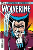 MARVEL Wolverine #1 Comic Limited Series Claremont Miller Facsimile Variant NM