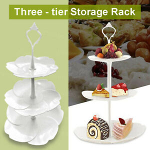 3 Tier Cake Stand Brithday Wedding Party Afternoon Tea Cherry Blossom Cake Stand