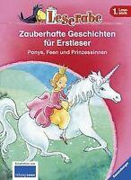 Leserabe: Zauberhafte Geschichten für Erstleser. Ponys, ... | Buch | Zustand gut