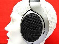 Sennheiser HD - 555 estéreo perchas auriculares impecable.