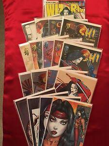 Shi - William Tucci - Crusade Comics Comic Book Lot