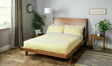 09H Home Sapporo Walnut Bed Frame 5Ft King Size Kingsize Wooden Classic Japanese