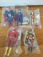Batman Animated Series JLU DC Quick Europe 5 Figures Sealed Bags