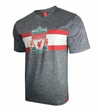 Liverpool F.C. Soccer Official Adult Soccer Poly Jersey -J017 Large