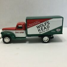Liberty Classics 1942 Chevy Wolf's Head Motor Oil Die Cast (Bank)