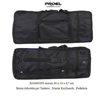 PROEL BAG905PN CUSTODIA BORSA PER TASTIERA CONTROLLER PEDALIERA 66x24x8,5 cm