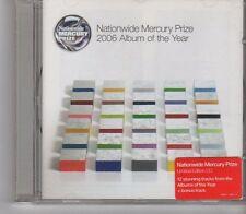 (GA446) Nationwide Mercury Prize 2006 Album Of The Year - 2006 CD