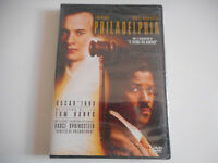 DVD NEUF - PHILADELPHIA - T. HANKS / D. WASHINGTON - ZONE 2