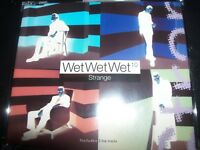 Wet Wet Wet Wet¹º – Strange 4 Track CD Single – Like New