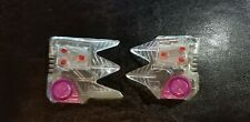 transformers armada/energon UNICRON parts lot chest shields! pair