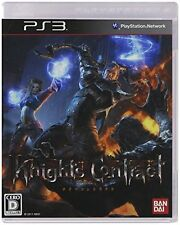 USED Knights Contract Japan Import PS3