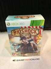 BIOSHOCK INFINITE PREMIUM LIMITED EDITION XBOX 360 NUOVO NEW PAL ITA