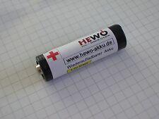 Tondeo Eco S  Akku Ersatzakku 1,2V NiMH Accu Batterie Battery Haarschneider