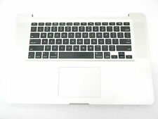 "Grade A Keyboard Top Case Trackpad Touchpad for Apple Macbook Pro 15"" A1286 2008"