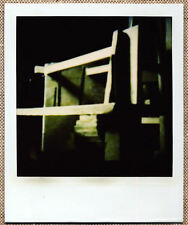 SOLARISTIK, PHOTO POLAROID ORIGINALE : ARCHITECTURE IMAGINAIRE 3
