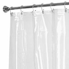 NJJ no mas moho cortina de ducha de linea claro bano de barrera impermeable