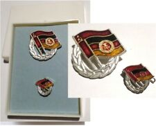 Ehren- Abzeichen DDR UdSSR Freundschaft East german soviet friendship badge GDR
