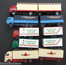 5 camions wiking ho 1:87 #3909