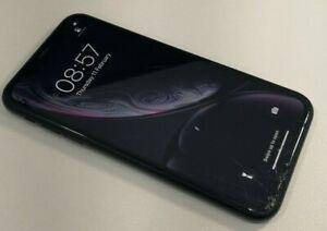 Apple iPhone XR - 64GB - Black (Unlocked) Our Ref: TRG90817