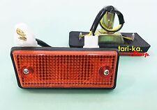 Side Marker Turn Signal Lights Lamp LH RH For 1984-1995 Mitsubishi L200 Pickup