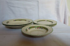 English Brambleberry China by Hopewell- 6 Pieces