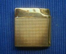 Briquets anciens et vintage de collection en or plaqué