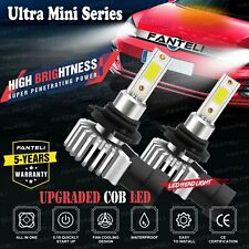 2x 9006 HB4 LED Headlight Bulbs Kit Low Beam 6000K White 3005W 450750LM Foglight
