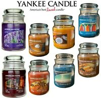 Yankee Candle NEW Large Jar Scented Christmas Gift 538g FREE Royal Mail Tracked