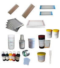TechTongda Screen Printing Materials Kit for Commercial Household Easy to Use