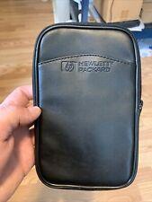 Premium Handheld Koskin Leather Book Passport Phone PDA Video Game Case By HP
