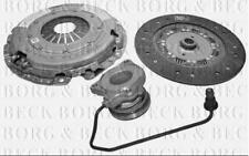 HKT1256 BORG & BECK CLUTCH 3in1 CSC KIT fits Alfa 159, Fiat Croma 1.9TD