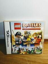 Nintendo DS Lego Battles Game