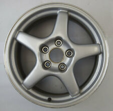 "1997-1999 Chevrolet Camaro Wheel 17"" x 9"" Silver 5 Spoke N73 09592880 80891061"