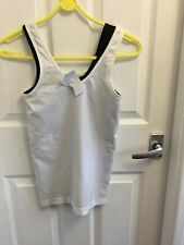 Breezies Set of 2 Reversible Seamless Tanks In Size S