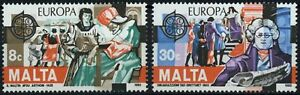 Malta 1982 SG#692-3 Europa, Historical Events MNH Set #E21229