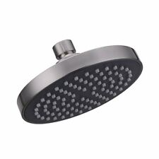 Kes J340-2 Showering Replacement 6-Inch Shower Head Fixed Mount, Brushed Nickel,