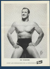 "PAT O'CONNOR 1950's  WRESTLING DOW PICTURE 8-1/4"" X 11""  32270"