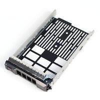 "3.5"" SAS SATA HDD Hard Drive Tray Caddy For Dell PowerEdge R730XD Hot-Swap @USA"