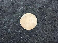 India 1862 One Quarter Anna Coin